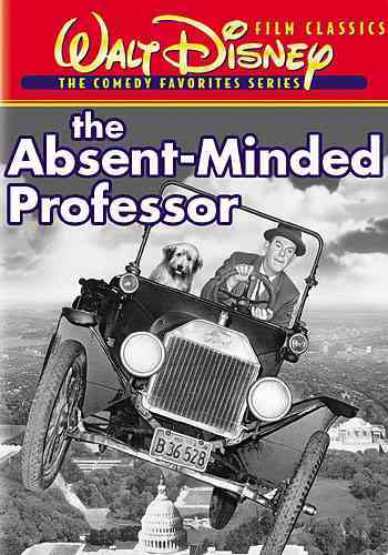 ABSENT MINDED PROFESSOR BY MACMURRAY,FRED (DVD)